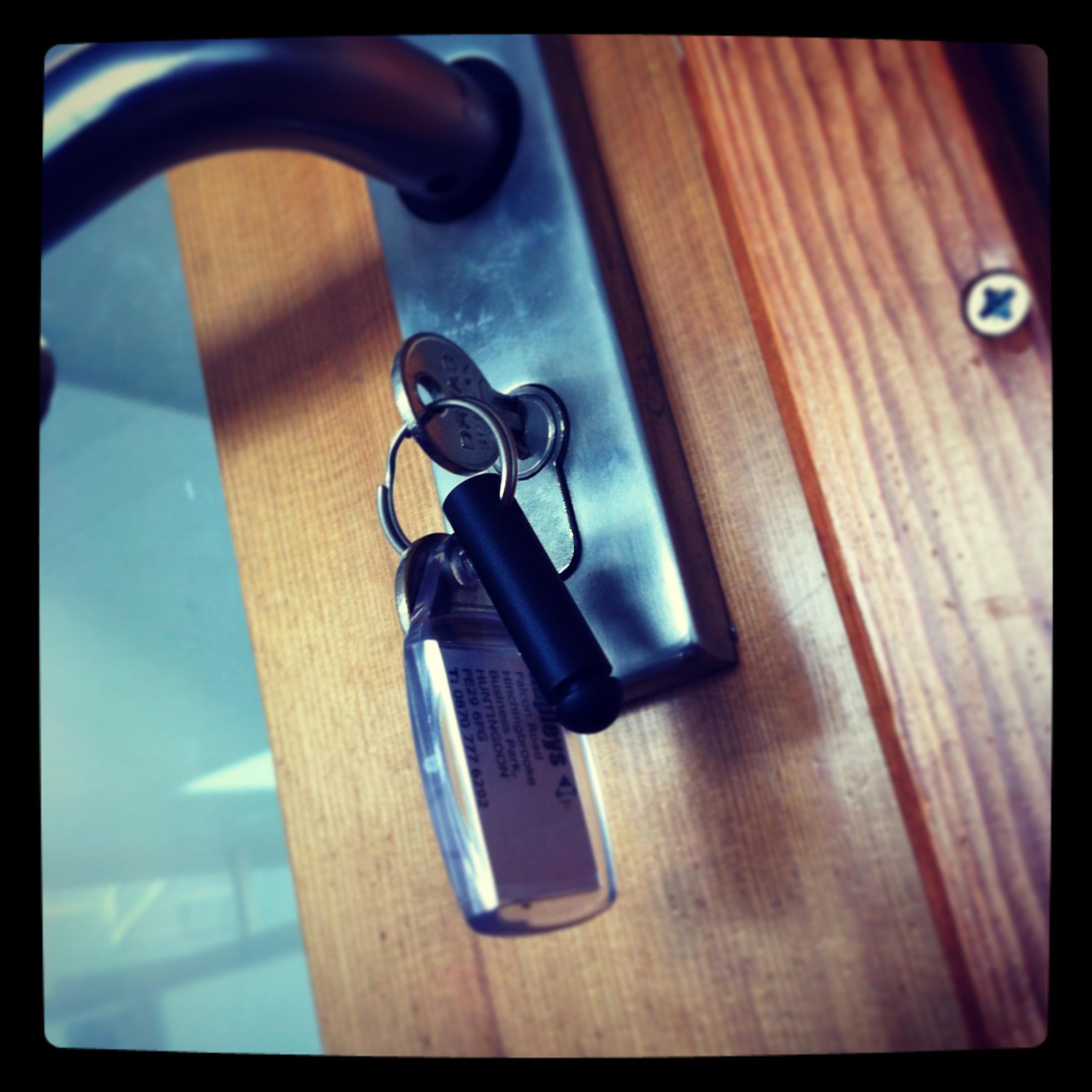 office keys