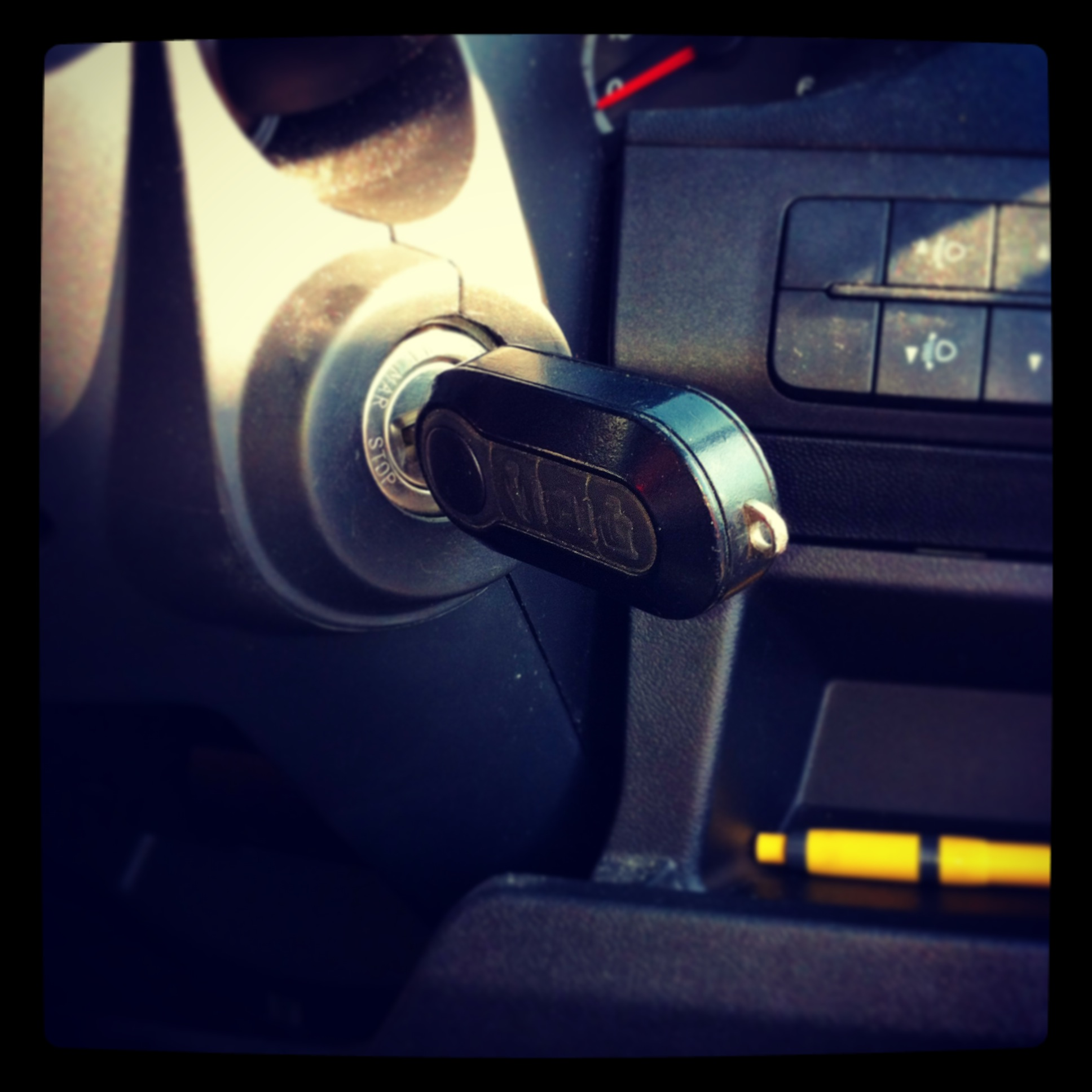 vehicle keys